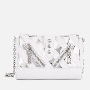 KENZO Women's Kalifornia Mini Shoulder Bag - White