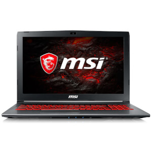 "MSI GV62 7RC-224UK 15.6"""" Gaming Notebook"