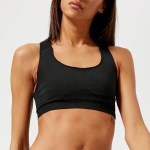 FALKE Ergonomic Sport System Women's Madison Sports Bra - Low Support - Black