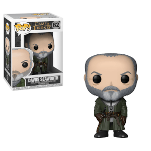 Game of Thrones Davos Seaworth Funko Pop! Figuur