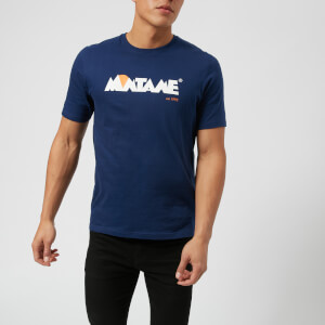 Montane Men's 1993 Short Sleeve T-Shirt - Antarctic Blue