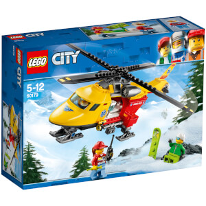 LEGO City Great Vehicles: Ambulance Helicopter (60179)