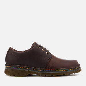 Dr. Martens Men's Hazeldon Kingdom Lace Shoes - Brown