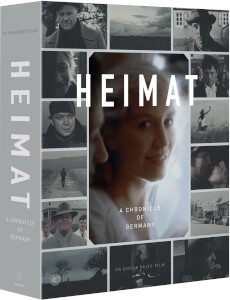 Heimat: A Chronicle Of Germany (Limited Edition Boxset)