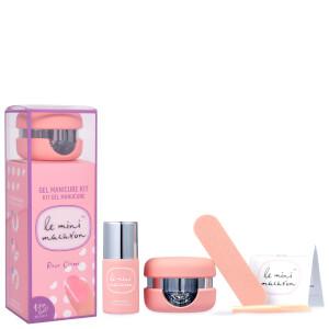 Le Mini Macaron Gel Manicure Kit - Rose Crème