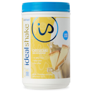 IdealShake Cheesecake - Meal Replacement Shake