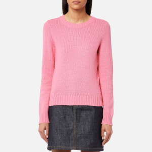 A.P.C. Women's Prisca Jumper - Rose Vif