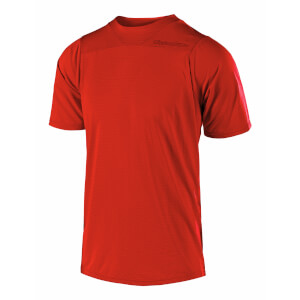 Troy Lee Designs Skyline Short Sleeved Jersey - Red