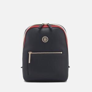 Tommy Hilfiger Women's Core Mini Backpack - Navy