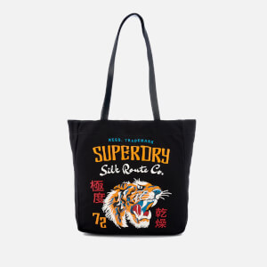 Superdry Women's Kinlie Shopper Bag - Black