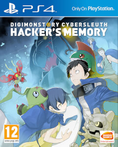 Digimon Story: Cybersleuth - Hackers Memory