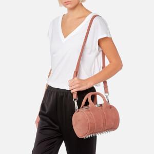 Alexander Wang Women's Rockie Pebbled Nubuck Bag - Terracotta: Image 3