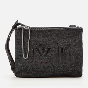 Juicy Couture Women's Arianna Cross Body Bag - Black Denim