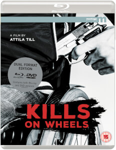 Kills On Wheels - Dual Format Edition