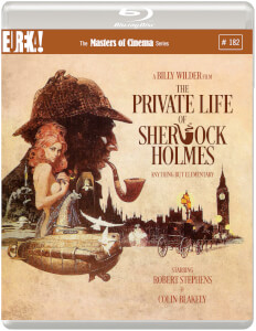 The Private Life Of Sherlock Holmes (Masters of Cinema)