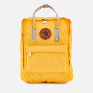 Fjallraven Kanken Greenland Backpack - Dandelion
