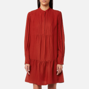 A.P.C. Women's Jones Dress - Brique