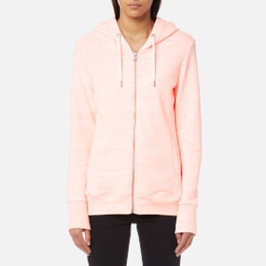 Superdry Women's Palm Springs Zip Hoody - Sunset Coral