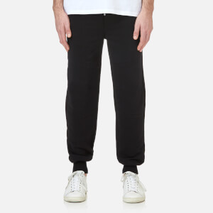 Versus Versace Men's Pocket Logo Sweat Pants - Black/Grey