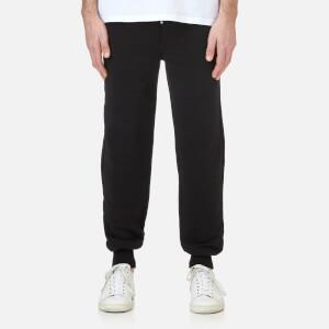 Versus Versace Men's Pocket Logo Sweat Pants - Black/Grey