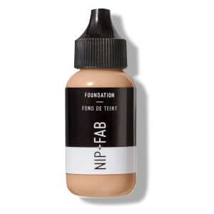 NIP+FAB Make Up Foundation 30ml (Various Shades)