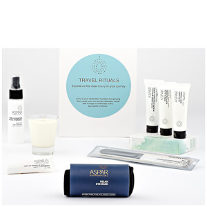 Aspar Travel Rituals Pack (Worth $54.94)