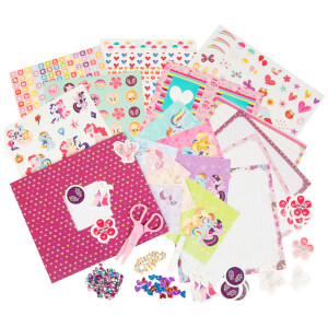 My Little Pony Scrapbook and Cards Maker Craft Set