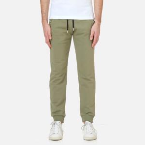 Versace Jeans Men's Cuffed Sweatpants - Verderame