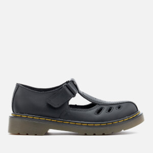 Dr. Martens Kids' Ashby J Softy Mary Jane Flats - Black