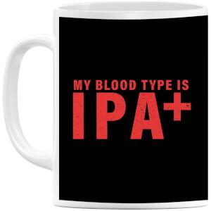 My Blood Type Mug