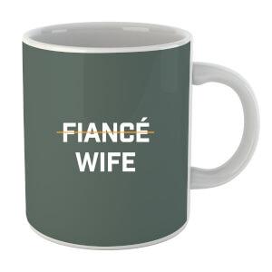 Fiance Wife Mug