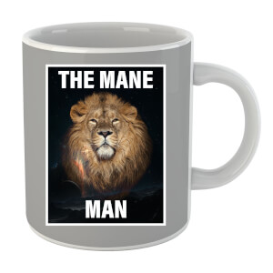 "Taza ""The Mane Man"""