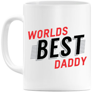 Worlds Best Daddy Mug