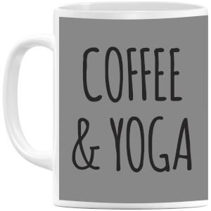 Coffee and Yoga Mug