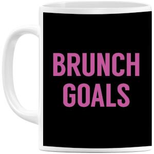 Brunch Goals Mug