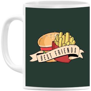 Fast Food Friends Mug