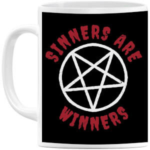 Sinners are Winners Mug