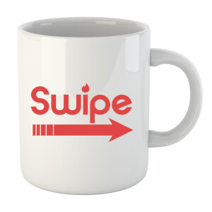 Swipe Right Mug