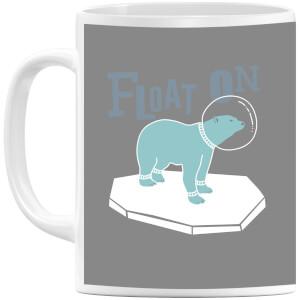 Polar Bear Float On Mug