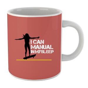 I can manual in my Sleep Mug
