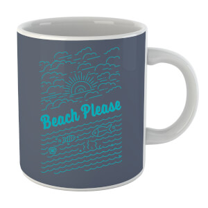 Tasse Beach Please