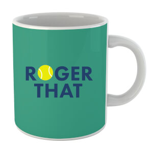 "Taza ""Roger That"""