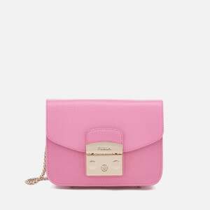 Furla Women's Metropolis Mini Cross Body Bag - Orchidea