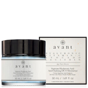 Avant Skincare Supreme Hyaluronic Acid Anti-Oxidising Duo Moisturiser 50 ml