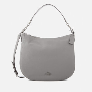 Coach Women's Chelsea 32 Hobo Bag - Heather Grey