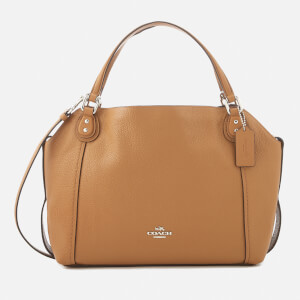 Coach Women's Edie 28 Shoulder Bag - Light Saddle