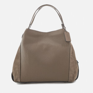 Coach Women's Edie 42 Shoulder Bag - Fatigue