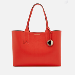 Emporio Armani Women's Shopping Bag - Coral