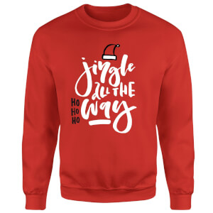 Jingle Sweatshirt - Red