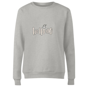 International Ho Ho Ho Women's Sweatshirt - Grey